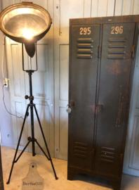 Oude statieflamp (138633)