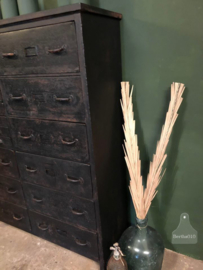Oude ijzeren ladekast (141975) verkocht