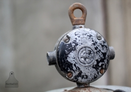 Authentieke industriële hanglamp (131974)