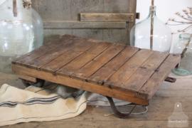 Oude trolleywagen (134556)..verkocht