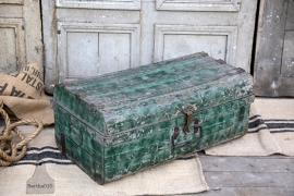 Geleefde reiskoffer (132021)..verkocht