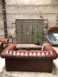Antieke salontafel industrieel (143736) verkocht