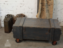 Oude opbergkist (136068)...verkocht