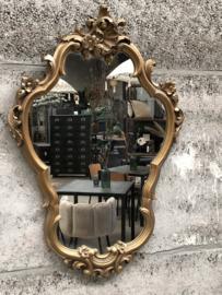 Spiegel goud vintage (144837)