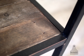 Industrieel tv meubel dressoir op maat (132568)