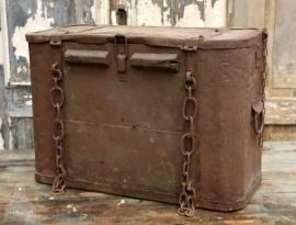 Antieke proviandkist uit de 1e wereldoorlog (131234) verkocht