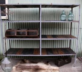 Op maat gemaakt industriele kast (130761) verkocht