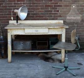 Industriële bureaustoel (130802) verkocht