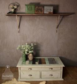 Sloophouten salontafel (131064)..verkocht