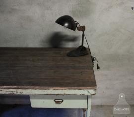 Industriële bureaulamp  (132434)..verkocht