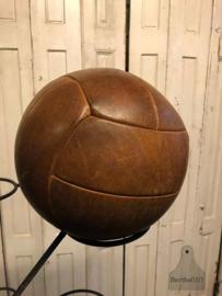 Oude lederen gymbal (140898)