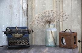 Oude typemachine (131780) verkocht