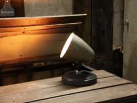 Industriële bureaulamp (130876)..verkocht
