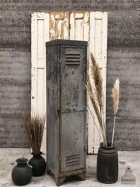 Antieke 1 deurs locker (143395)