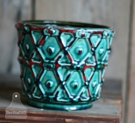 Vintage pot (130069)..verkocht