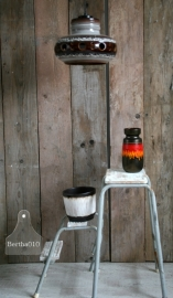 Vintage lamp (130143)..verkocht
