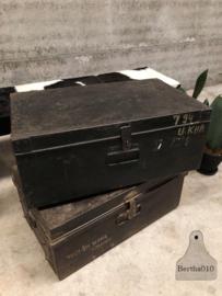 Kist ijzer zwart (144082)