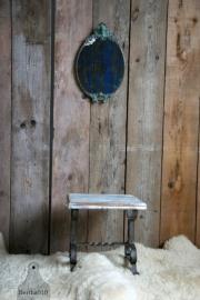 Spiegel geoxideerd (130137)..verkocht