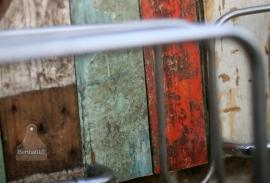 Kapstok oud hout (101132)..verkocht
