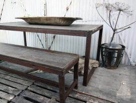 Oude mandfles (130804)..verkocht