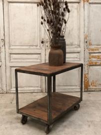 Oude fabiekstrolley (144141) verkocht