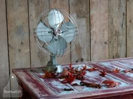 Industriele jaren 50 ventilator (130013)..verkocht