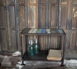 Tafel van sloophout (131244)..verkocht
