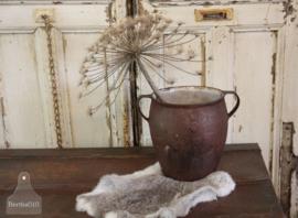 Ijzeren pot (134547)'..verkocht