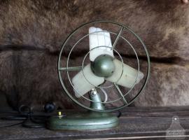Oude industriële ventilator (131059)..verkocht
