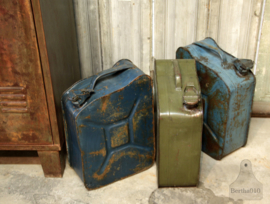 Jerrycan blauw (132633)...verkocht
