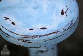 Geleefde pilaar, licht blauw (130472)..verkocht