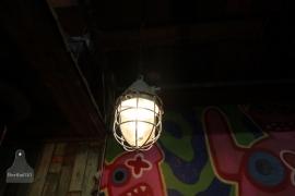 Fabriekslamp (130837)..verkocht