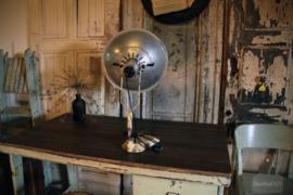 Authentieke industriële bureaulamp (132569)