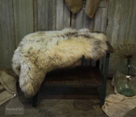 Uniek groot schapenvacht (132675)..verkocht