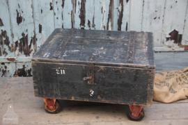 Geleefde kist op wielen (136540) verkocht
