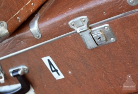 Grote jaren 20 koffer (130911,912,913, 914)