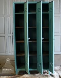 Planken in locker