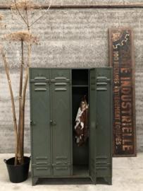 Franse locker 4-deurs (144853)