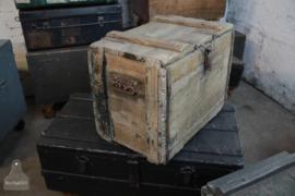 Oude verzendkist (136103) verkocht