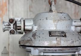 Oude industriële hanglamp (131259/260)