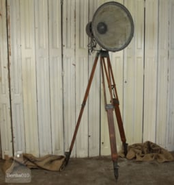 Fabriekslamp op statief (135306)