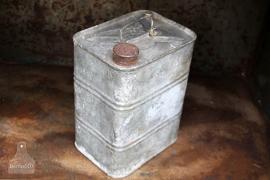 Zinken olievat (131969/970)..verkocht