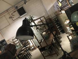 Authentieke bureaulamp (135786)
