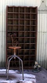 Industriële verstelbare kruk (131085)..verkocht