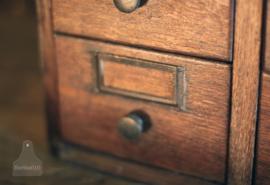 Oud ladekastje (133179)..verkocht