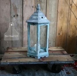 Orgineel windlicht (130041)..verkocht