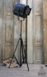 Theaterlamp op ijzeren statief (133636)