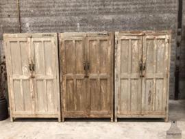 Unieke kasten (144034) verkocht