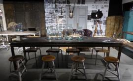 Industriële tafel (132172).........verkocht