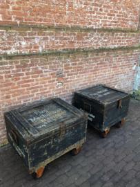 Luftwaffe kisten (138291)..verkocht
